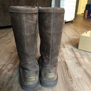 Brown UGG Boot Size 6